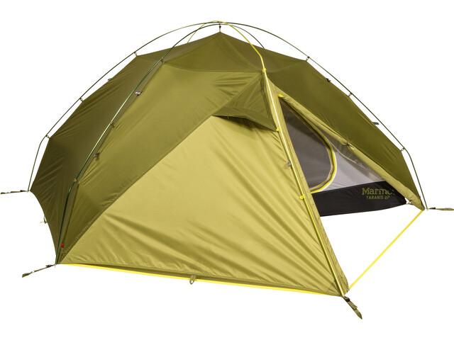 Marmot Taranis 2P Tent, green shadow/moss